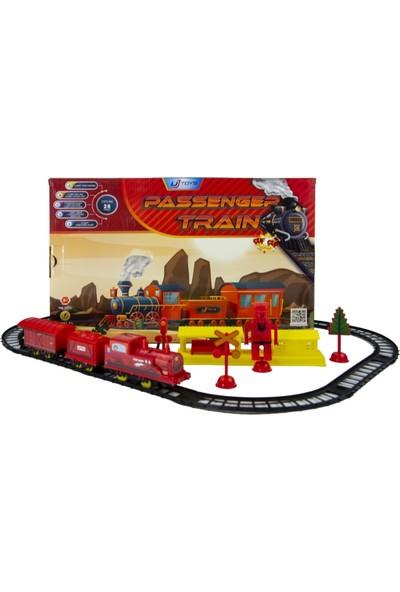 UJ Toys 26 Parçalı Pilli Tren Seti