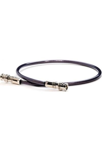 Neo Created By Oyaıde Elec. AS-808B - 3.0 mt Yüksek Kalite Bnc (Wordclock) 75ω Coaxial Dijital Kablo 3.0 mt