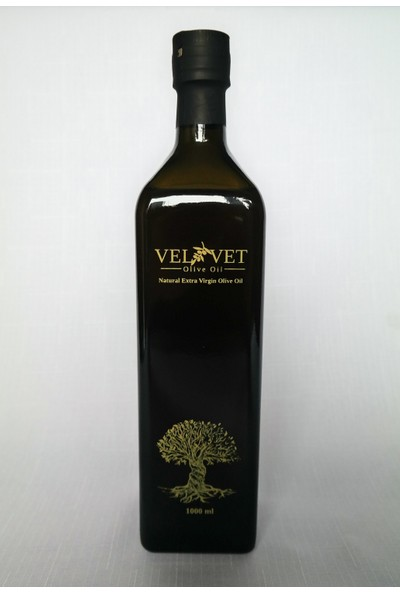 Velvet Olive Oil Erken Hasat Natural Sızma Zeytinyağı 1 Lt