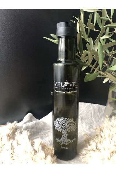 Velvet Olive Oil Olgun Hasat Natural Sızma Zeytinyağı 250 ml