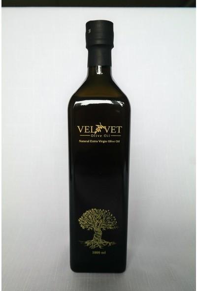 Velvet Olive Oil Olgun Hasat Natural Sızma Zeytinyağı 1 Lt