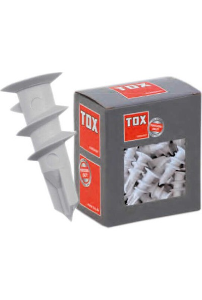 Tox Gdk 32 Spiral Alçıpan Dübeli 068 701 23 1 4 'lü