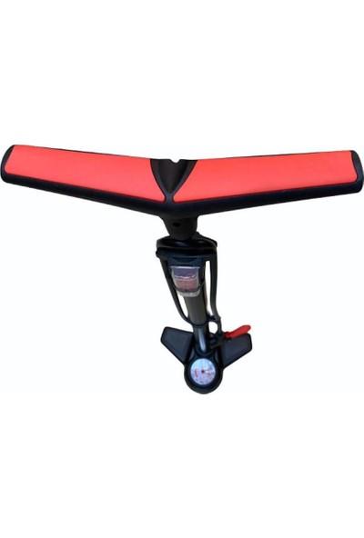 Forte Gt Ayaklı Bisiklet Pompası 170 Psi