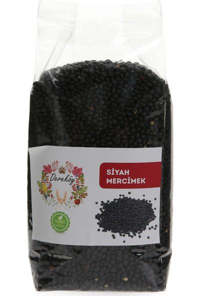 Dereköy Yöresel Ürünler Glutensiz Siyah Mercimek 500 gr