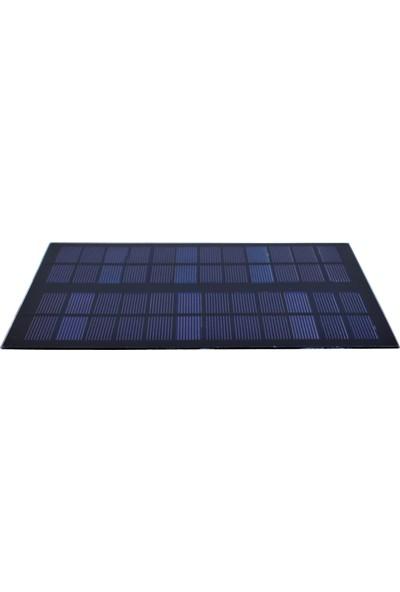 Takaloğlu Eğitici Güneş Paneli 200X130 & Güneş Panel Motoru Seti