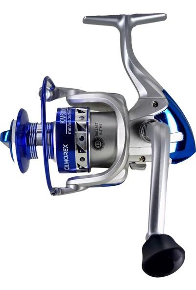 Camorex KM6000 Blue Spin Olta Makinesi