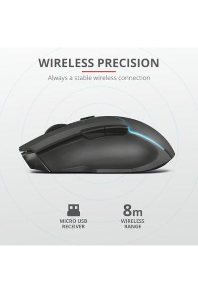 Trust 22210 GXT 161 Dısan Wıreless Kablosuz Oyuncu Mouse Siyah