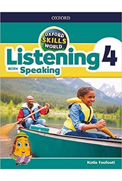 Oxford University Press Skills World 4 Listening With Speaking