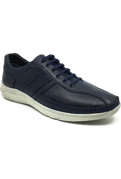 Luis Figo %100 Deri Günlük Erkek Yazlık Rahat Spor Ayakkabı 39-48