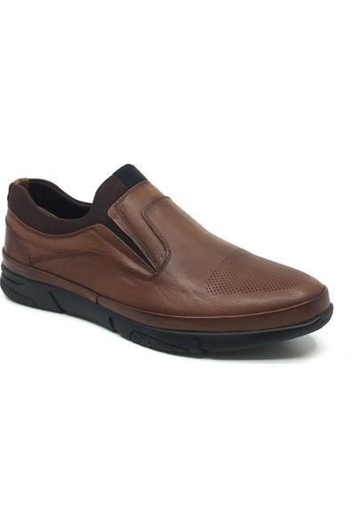 Luis Figo %100 Deri Günlük Erkek Mevsimlik Rahat Ayakkabı 45-48