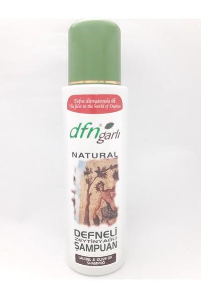 Dfn Garlı %100 Doğal Defneli Zeytinyağlı Şampuan 450 ml