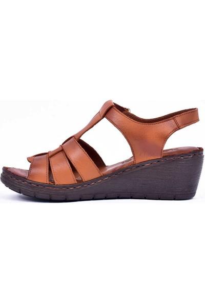 Classter Deri Kadın Sandalet 872-21Y