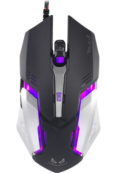 Rush RM12 Oyuncu Gaming Mouse