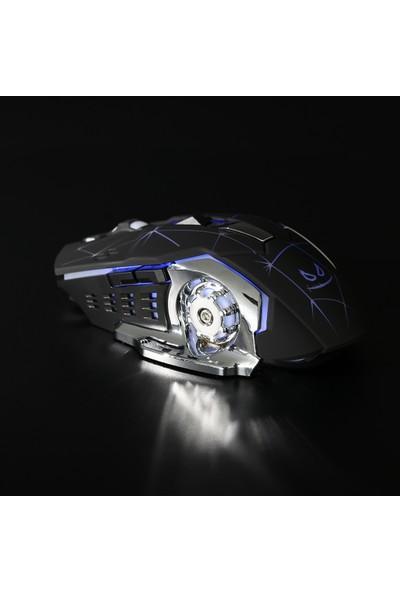 Rush RM21 Kablosuz Oyuncu Gaming Mouse