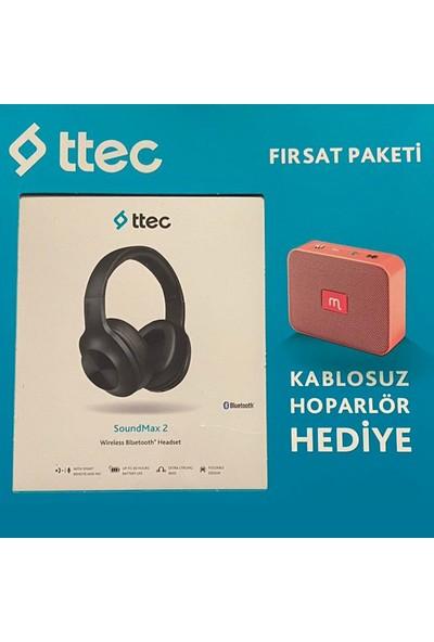 Ttec Soundmax 2 Kablosuz Kulaküstü Kulaklık