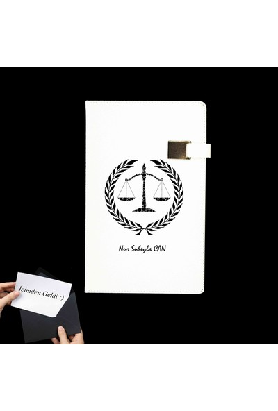 Mybamba Kişiye Özel Savcıya Avukata Hakime Ajanda 3