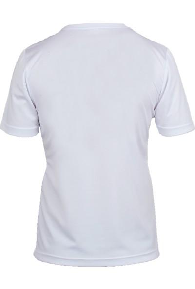Do-Smai Kung-Fu Dijital Baskılı T-Shirt KF020 Beyaz