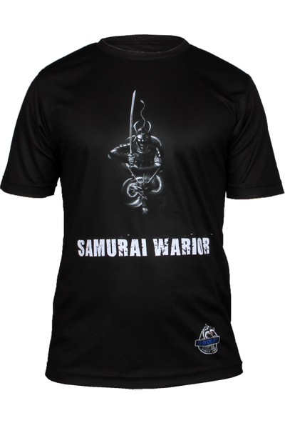 Do-Smai Fighter Dijital Baskılı T-Shirt FG100 Siyah