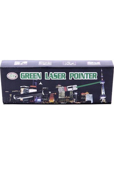 Bigem Pilli Yeşil Lazer Pointer Bigem BM-521