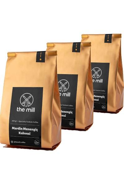 The Mill Mardin Menengiç Kahvesi 3 x 250 gr (Toplam 750 gr)