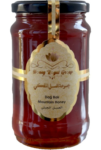 Honey Royal Group Dağ Balı 425 gr