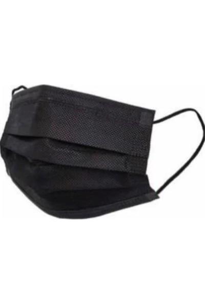 Garden Siyah Maske 50'li