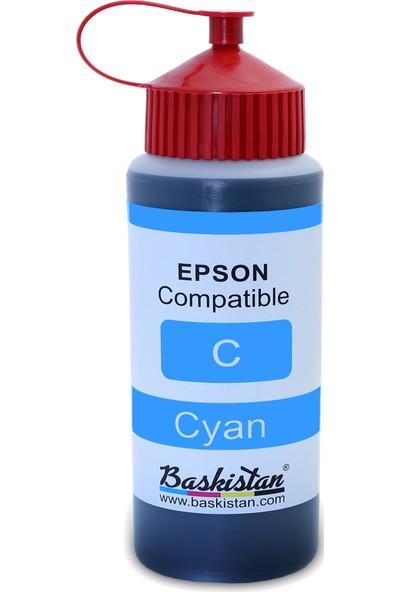 Epson L3151 4X500 ml Mürekkep + Kilitli Kapak Mürekkep Seti (Muadil)