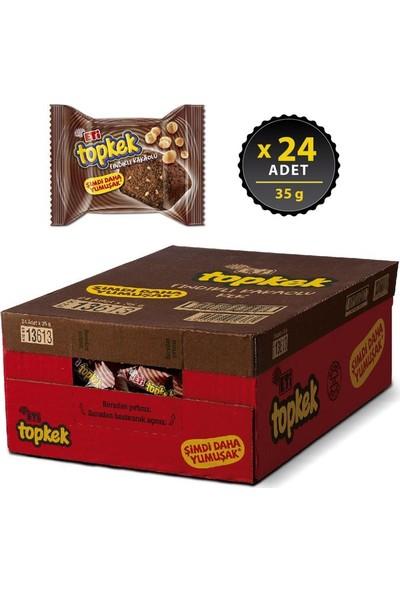 Eti Topkek Fındıklı Kakaolu 35 g x 24 Adet