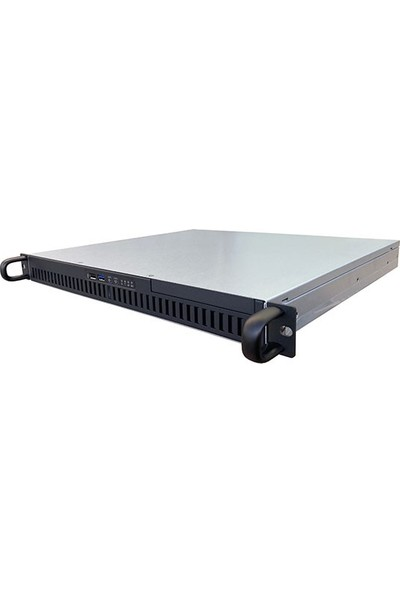 TGC-10395 1u Server Kasa 400W 2x3.5 2 x 2.5 HDD
