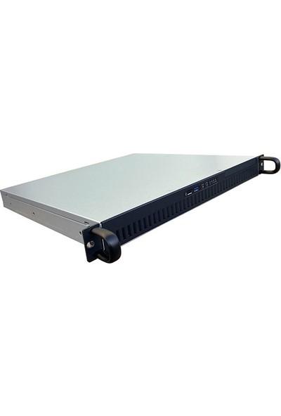 TGC-10395 1u Server Kasa 400W 2x3.5 2 x 2.5 HDD
