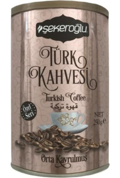Şekeroğlu Türk Kahvesi 250 gr