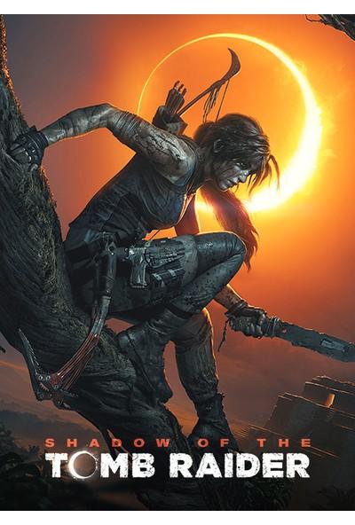 Shadow Of The Tomb Raider PC Dijital Oyun