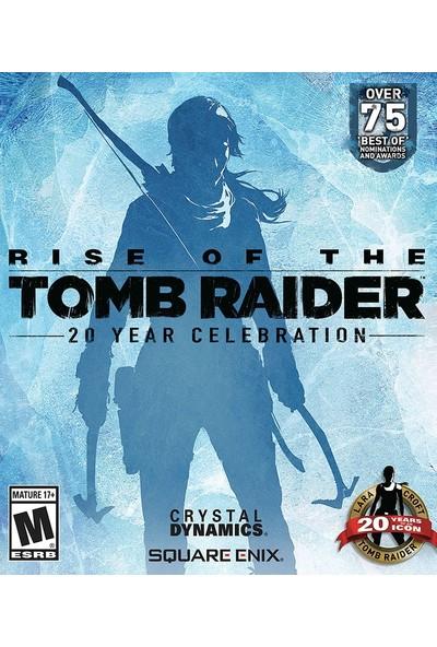 Rise Of The Tomb Raider - 20th Anniversary Edition PC Dijital Oyun