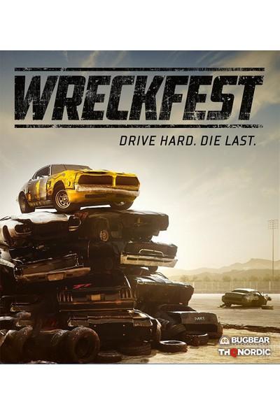 Wreckfest PC Dijital Oyun