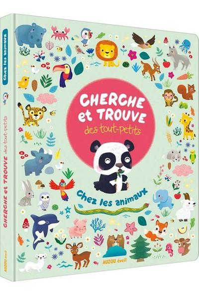 Cherce Et Trouve Des Tout-Petits - Sophie Rohrbach