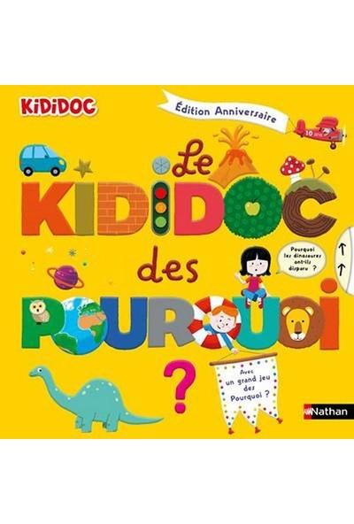 Le Kididoc Des Pourquoi? - Sylvie Baussier