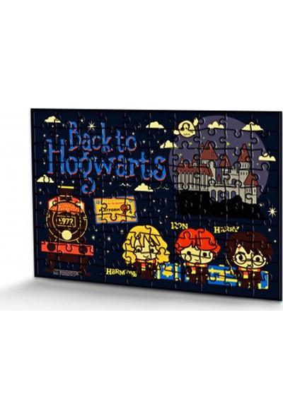 Fandomya Harry Potter Lisanslı 250 Parça Puzzle