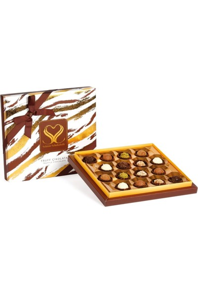 Chocolato Schöne Marka Truff Çikolata Kutu