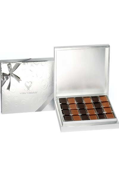 Chocolato Schöne Schokolade Madlen Gümüş Kutu 500 gr
