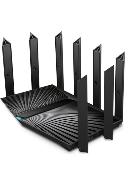 TP-Link Archer AX90 AX6600 Tri-Band Gigabit Wi-Fi 6 Router