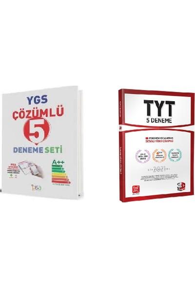 Çözüm Yayınları TYT 3D Tamamı Video Çözümlü 5 Deneme + TYT Deneme