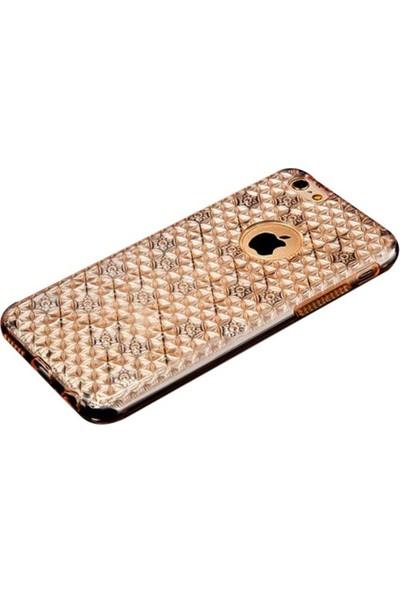 Rock Apple İphone 6 Plus Reform Desing Blossom Series Cep Telefonu Kılıfı Gold