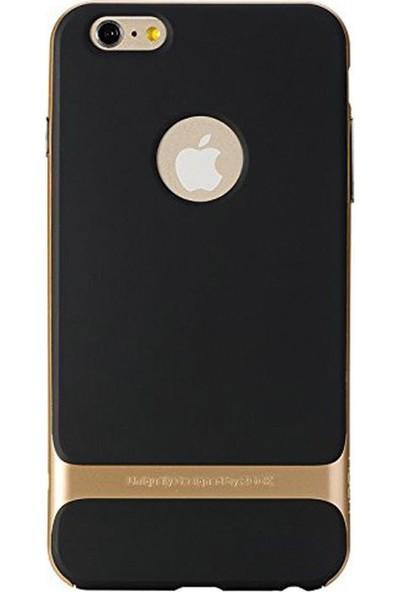 Rock Apple İphone 6 Plus Rock Royce Telefon Kılıfı Gold