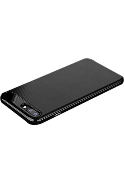 Rock Apple İphone 7 Plus Rock Vision Seriesi Telefon Kılıfı Siyah