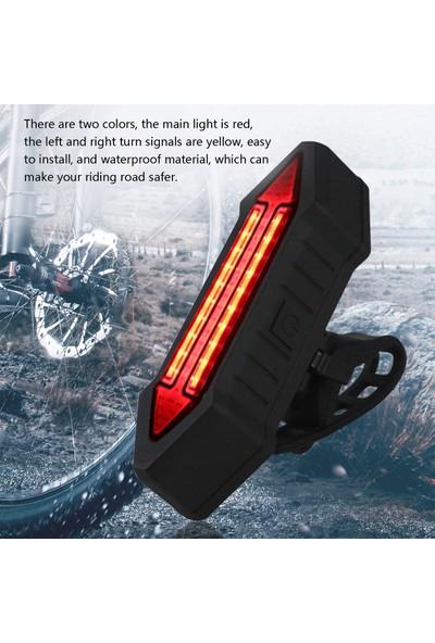 Buyfun Akıllı Uzaktan Kumanda Bisiklet Işıkları LED Dönüş (Yurt Dışından)