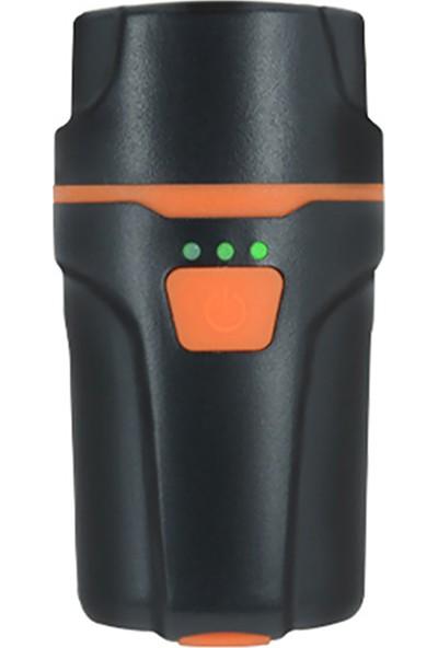 Buyfun LED Bisiklet Işık USB Şarj Edilebilir 10W Yüksek Parlak (Yurt Dışından)