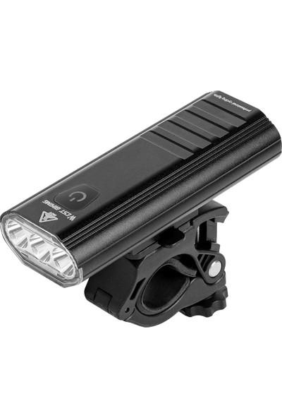 West Biking Bisiklet Işık El Feneri USB Şarj Edilebilir (Yurt Dışından)