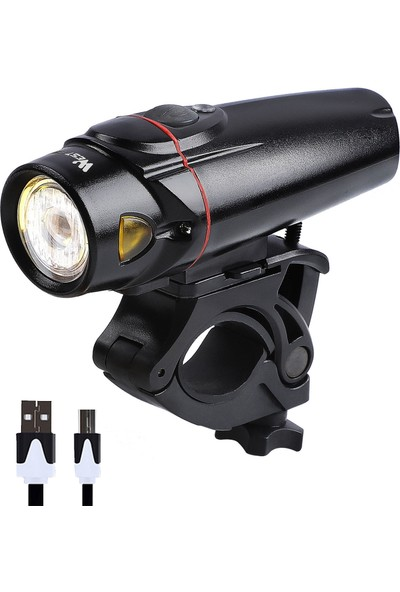 West Biking Batı Bısıklet Bisiklet Işık Seti Indüksiyon Lambası (Yurt Dışından)