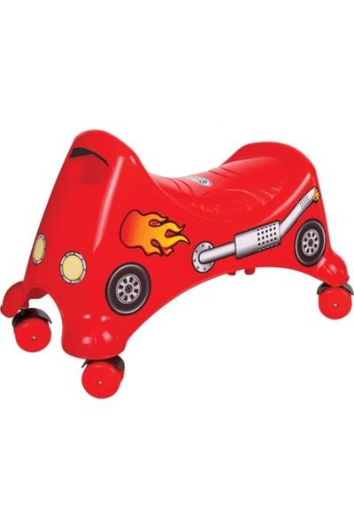 Enhoştoys Oyuncak Çocuk Bisikleti 4 Teker Ilk Arabam Miniş Araba