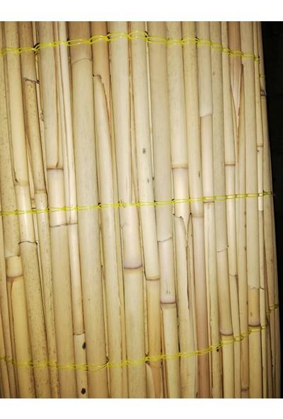 Emek Hasır Kamış Çit 1m x 3 Metre Hasır Çit Rulo Çit Bahçe Çit Balkon Çit Saz Kamış Çit Gölgelik Çit